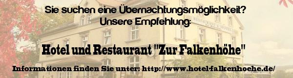 Hotel und Restaurant Zur Falkenhöhe