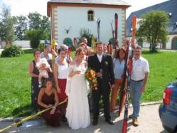 Thierbach Hochzeit